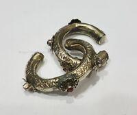 Vintage Pair of Afghan Kuchi Boho Tribe Bracelet from Pakistan