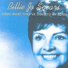 Look What They've Done to My Song by Billie Jo Spears (CD, May-2001, Dressed To