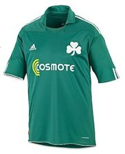 Adidas PANATHINAIKOS Atenas [Talla 140] Camiseta verde NUEVO Y EMB. orig.