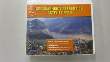 Pearson Geographer's Apprentice Activity Pack Hands-On Activities 0133653501