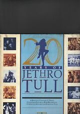 JETHRO TULL - 20 years of LP