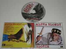 ALPHA BLONDY/ELOHIM(AB CD  99083) CD ALBUM