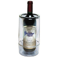 Double Walled Acrylic Wine Cooler / Champagne Bucket - FREE P&P
