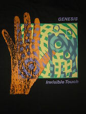 Vintage Concert T-SHIRT GENESIS 86 PHIL COLLINS NEVER WORN NEVER WASHED