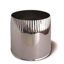 """Scandia 6"""" FLEXI FLUE ADAPTOR SCF0172 403 Stainless Steel *Australian Brand"""