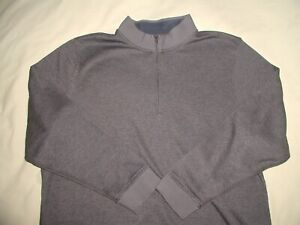 NWT UNDER ARMOUR Pullover Jacket,2XL,Gray,1/4 Zip,COLD GEAR,Sport Top,Active