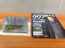 James Bond Car Collection No 6 - Jaguar XKR - Die Another Day + Magazine