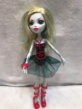 Monster High Dance Class Doll Lagoona Blue Doll 2008