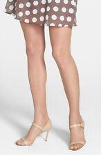 Donna Karan Bronze 'A03' Enhanced Fit Control Top Tights Small Style #0B818 0811