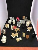 Puppy In My Pocket Loose Bundle / Job Lot - 20 Puppies