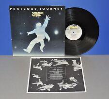 Gordon Giltrap Perilous Journey D 77 1st press M- insert Vinyl LP looks unplayed