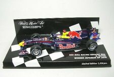 Red Bull Racing Renault RB 6 S.Vettel No. 5 Winner GP Japan 2010