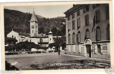 09 - AX LES THERMES - L'hôpital, l'église et le bassin d'eau chaude  (H4395)