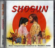 SC - SHOGUN & TAI-PAN (Complete Score) - Maurice Jarre