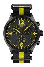 T116.617.37.057.00 Tissot Chrono XL Tour De France Colletion Quartz Watch yellow
