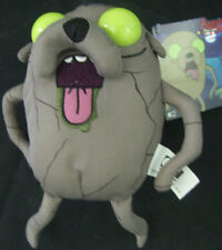 "NWT Adventure Time Candy Zombie Green Eyes Jake 5"" Cartoon Plush Toy Doll"