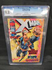 X-Man '96 #nn (1996) Wraparound Cover CGC 9.8 White Pages E400