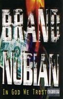 Brand Nubian In God We Trust 1992 Cassette Tape Album Hiphop Rap