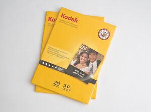 Kodak A4 Ultra Premium High Gloss Photo Paper 40 Sheets 280g/m2 brand new