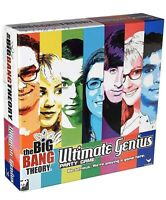 The Big Bang Theory Ultimate Genius Game Board Party Game Kids Adult New Sealed