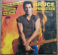 Bruce Springsteen - Born In The USA 1985 12 inch vinyl single