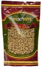Roasted Salted Cashews 3 Lb Bulk Bag