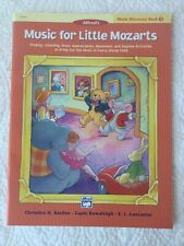 Music for Little Mozarts: Music Discovery Book 1 Piano Method Book Beginners