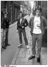 """The Jam / Paul Weller NEW 84cm x 60cm (34"""" x 24"""") b/w POSTER"""