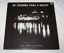 LP: De Coimbra Para a Unicef (1985) Grupa Serenata de Coimbra