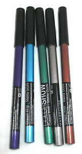 MAYBELLINE COLORSHOW CRAYON KOHL EYELINER various colours