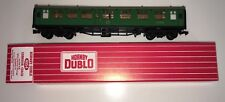 Hornby Dublo  2/3 Rail Southern Region Coach 4054-Preowned-Excellent-Boxed #1