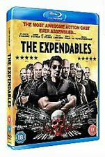 BLU RAY --  The Expendables (Blu-ray, 2010)