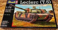 Revell Germany FRENCH LECLERC TANK Plastic Model Kit 1/72