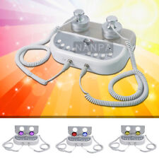 7 Colors LED Photon Machine With Microcurrent Face Lift Skin Firming Anti Aging