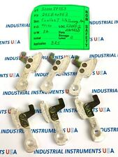 6X GE 295B408G3 AK-50 Stationary Arcing Contact NOS Lot of 6