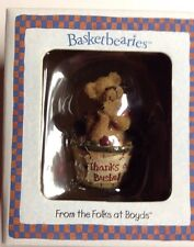 "Boyds Basketberries 24700 ""Newton"" Thanks A Bushel"