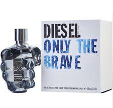 Only the Brave by Diesel 125ml 4.2oz Eau de toilette Spray  Authentic Perfum Nib