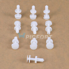10 x DOOR TRIM PANEL PUSH TYPE RETAINER CLIP Bumpers for GMC Chevrolet 15960325