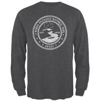 Hawaii Volcanoes National Park Mens Long Sleeve T Shirt