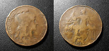 IIIème République - 10 centimes Daniel Dupuis 1903 - F.136/13