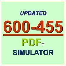 Designing Cisco Unified Contact Center Enterprise UCCED Test 600-455 Exam QA+SIM