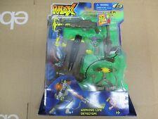 MATTEL MAX STEEL CAVE RAIDER MISSION PACK NIB - FAST FREE SHIPPING