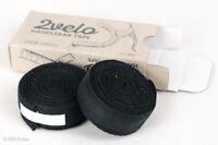 2Velo TOP COTTON Vintage HANDLEBAR TAPE black