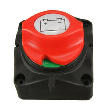 12V 24V Marine Battery Isolator On Off Power Switch Control Knob 300A E3S2