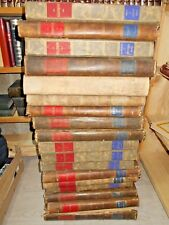 Lot de 18 Volumes : L'Illustration : 1er et 2ème Guerre Mondiale / Automobile