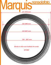 Sospensione in TELA per altoparlanti BT380 3onde  diametro max 374 Marquis