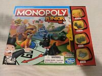 Monopoly Junior Hasbro Gaming My First Monopoly Game NEW Sealed Jr