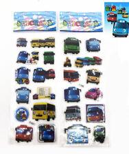 2Sheets Cartoon Kids Sticker Pegatinas Tayo The Little Bus Lovely Reward Sticker