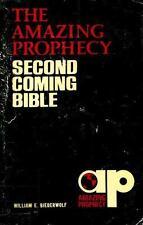 The Second Coming Bible [Jan 01, 1972] Biederwolf, William