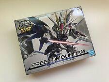 Brand NEW BANDAI Gundam SD Series Cross Silhouette Freedom Action Model Kit